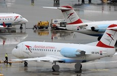 Hãng Austrian Airlines hủy chuyến bay tới Iran vì lý do an ninh