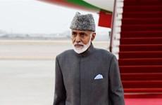 Quốc vương Oman Qaboos bin Said qua đời sau gần 50 năm trị vì