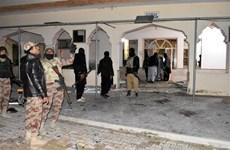 [Video] Hiện trường vụ đánh bom thánh đường Hồi giáo ở Pakistan