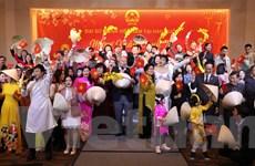 Ấm áp Tết cộng đồng của người Việt Nam tại Hàn Quốc