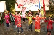 Người Việt Nam tại Argentina tưng bừng chào đón Xuân Canh Tý