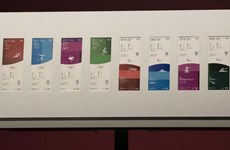Nhật Bản công bố các mẫu vé Olympic và Paralympic Tokyo 2020