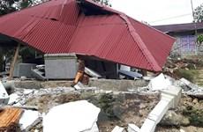Động đất lớn 5,9 độ làm rung chuyển huyện Kupang của Indonesia