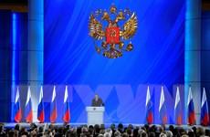 Tổng thống Nga Putin phát biểu về khả năng sửa đổi hiến pháp