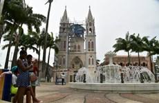 Hỏa hoạn suýt thiêu rụi nhà thờ quan trọng nhất ở Guinea Xích đạo