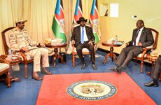Bế tắc trong đàm phán thành lập chính phủ đoàn kết ở Nam Sudan