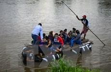 Mexico tăng cường lực lượng vệ binh tại biên giới ngăn người di cư