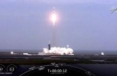 SpaceX thử nghiệm giải cứu phi hành đoàn trong tình huống khẩn cấp