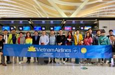Vietnam Airlines khai trương đường bay Đà Nẵng-Thượng Hải