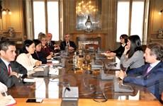 Các địa phương Việt Nam hợp tác kinh tế với các vùng phía Bắc Italy