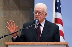 ''Kế hoạch Hòa bình Trung Đông của Mỹ vi phạm luật pháp quốc tế''