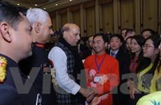 Việt Nam tham gia Chương trình giao lưu thanh niên quốc tế ở Ấn Độ