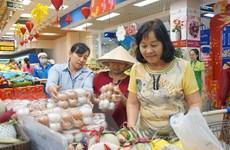 TP Hồ Chí Minh: Thị trường hàng hóa sôi động trở lại sau Tết Canh Tý