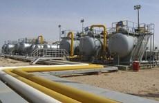 4 cơ sở dầu khí của Syria bị các tay súng khủng bố tấn công