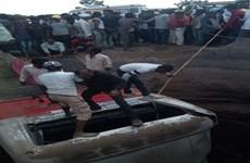 Ấn Độ: Hơn 30 người thương vong khi xe buýt lao xuống rãnh nước