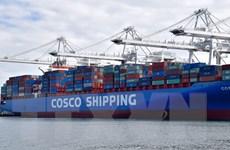 Dịch nCoV có thể làm chậm hàng xuất khẩu của Mỹ sang Trung Quốc