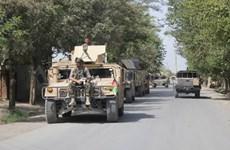 Một nhà thầu khoán Mỹ bị phiến quân bắt cóc tại Afghanistan
