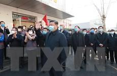 Lãnh đạo Trung Quốc khẳng định quyết tâm chiến thắng dịch bệnh nCoV
