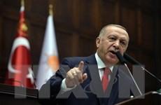 Thổ Nhĩ Kỳ 'không cho phép' kế hoạch của Mỹ đe dọa hòa bình Trung Đông