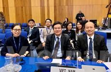 Việt Nam tích cực hợp tác trong bảo đảm an ninh hạt nhân