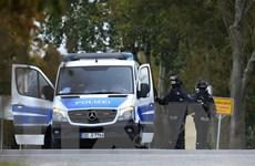 Cảnh sát Đức truy bắt các nhóm cực hữu trên quy mô cả nước