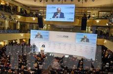 Nghị sự dày đặc trong 3 ngày Hội nghị An ninh Munich lần thứ 56