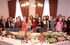 ASEAN quảng bá văn hóa tại Ukraine: Món nem rán Việt Nam gây ấn tượng