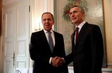 Ngoại trưởng Nga và Tổng thư ký NATO thảo luận về an ninh châu Âu