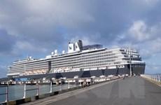 Nữ hành khách tàu Westerdam nhiễm nCoV không được lên máy bay