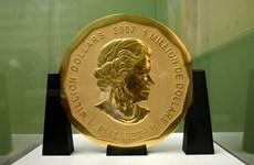 Đức phạt tù 3 đối tượng đánh cắp đồng tiền vàng nặng 100kg