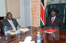 Tổng thống Nam Sudan và phe đối lập nhất trí lập chính phủ đoàn kết