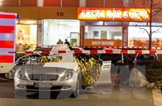 Cảnh sát Đức điều tra vụ xả súng ở Hanau theo hướng khủng bố