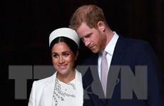 Khó khăn mới của vợ chồng Harry-Meghan sau khi rời Hoàng gia Anh