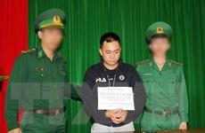 Quảng Nam: Bắt con nghiện ma túy buôn bán ''cái chết trắng''
