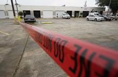 Mỹ: Xảy ra xả súng tại thành phố Houston khiến 7 người bị thương