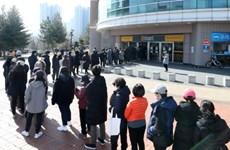 Hàn Quốc cấp khẩu trang miễn phí cho người thu nhập thấp ở Daegu