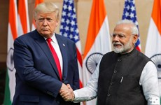 Ấn Độ mua trang thiết bị quốc phòng trị giá 3 tỷ USD của Mỹ