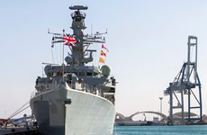 Bộ Quốc phòng Anh bắt đầu chương trình thay thế vũ khí hạt nhân răn đe