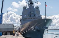 Hải quân Hoàng gia Australia được trang bị tàu khu trục tiên tiến nhất