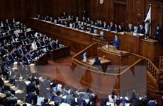 Hạ viện Nhật Bản duyệt dự thảo ngân sách lớn nhất từ trước tới nay