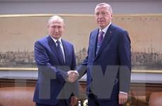 Nga muốn Thổ Nhĩ Kỳ bảo vệ các cơ sở ngoại giao sau căng thẳng ở Syria