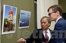 """Triển lãm """"Việt Nam: Đất nước và con người"""" ấm tình hữu nghị Việt-Nga"""