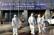 Hàn Quốc: Người sáng lập giáo phái Tân Thiên Địa phải xét nghiệm