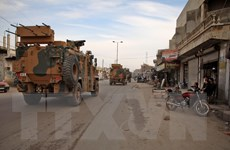 Thổ Nhĩ Kỳ khẳng định không muốn đối đầu quân sự với Nga ở Syria