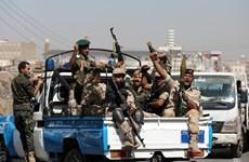 Yemen: Lực lượng Houthi kiểm soát một thị trấn chiến lược quan trọng