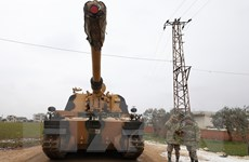 Nga không đảm bảo sự an toàn cho máy bay Thổ Nhĩ Kỳ ở Syria