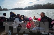 Áo phản đối việc Thổ Nhĩ Kỳ tuyên bố mở cửa biên giới cho người tị nạn