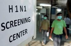 Gần 80 người xét nghiệm dương tính với virus cúm A/H1N1 tại Ấn Độ