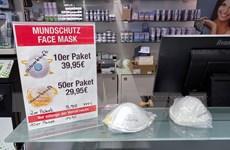 Dịch COVID-19: Đức và Nga cấm xuất khẩu thiết bị bảo hộ y tế