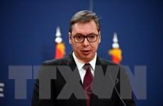 Tổng thống Serbia Aleksandar Vucic kêu gọi tổng tuyển cử